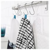 ЛАККТИККА Полотенце кухонное,пейзаж,с рисунком